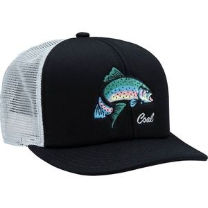 The Wilderness Fish Trucker Hat by Coal